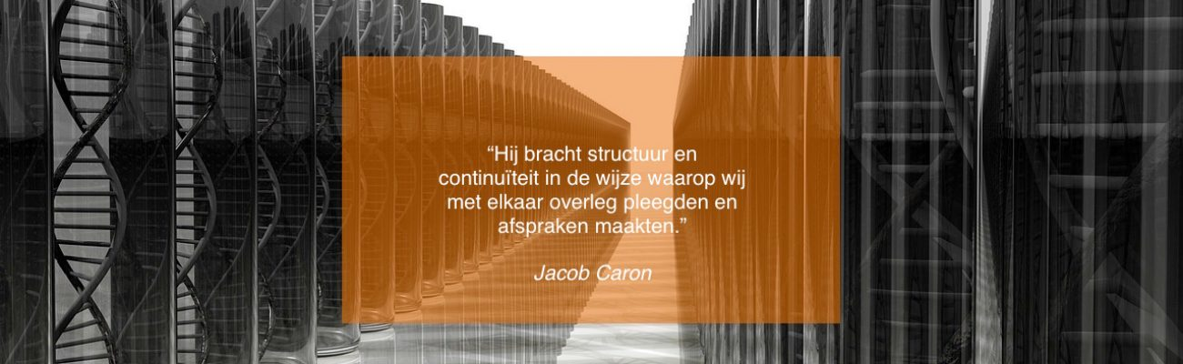 Sliderafbeelding Jacob Caron
